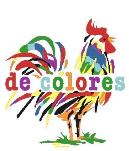 de colores emmaus roosters and cluckhens