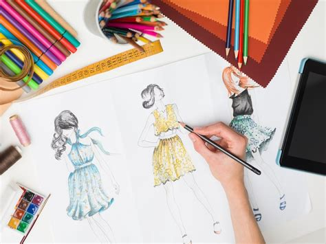 design clothes fashion drawing skills for fashion illustration and design