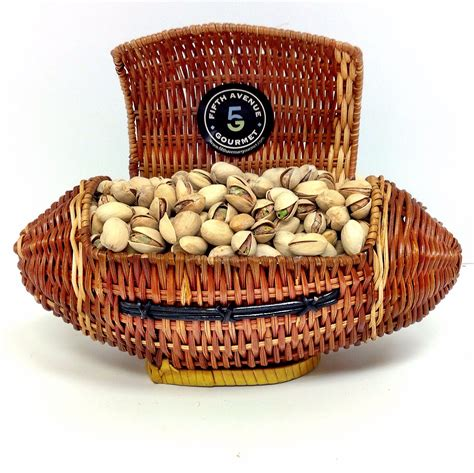 Nuts Gifts For - the football nut gourmet gift baskets fifth avenue