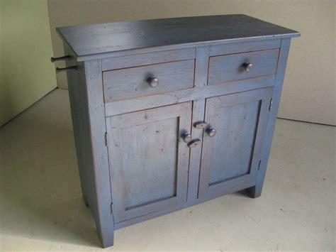 Blue Bathroom Vanity Cabinet Blue Bathroom Cabinets