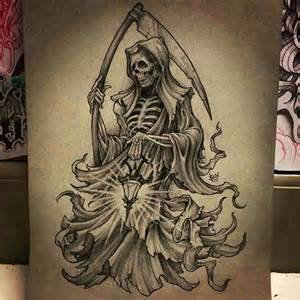 25 best ideas about reaper tattoo on pinterest grim