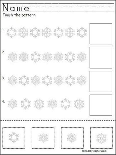 pattern grid kindergarten cut and paste pattern worksheets free worksheets library
