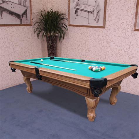 standard pool table billiard table advanced international