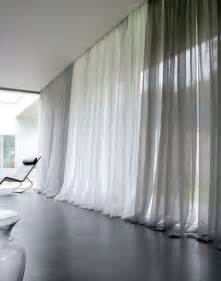 Long Drapery Rods Best 25 Sheer Curtains Ideas On Pinterest Sheer