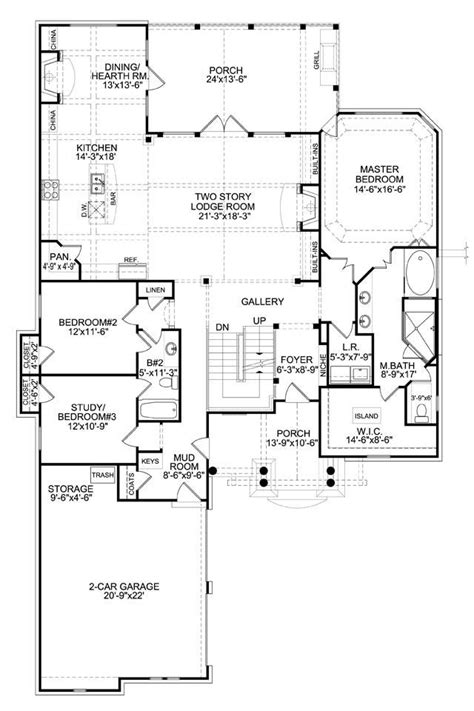 Custom Mountain Home Floor Plans by 1000 Images About Exteriors And Floor Plans On Pinterest