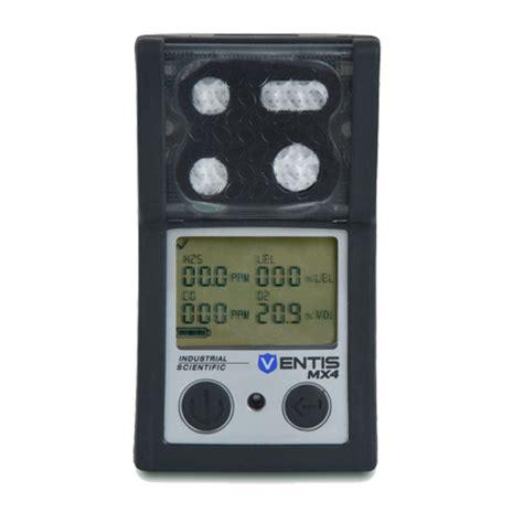 Multi Gas Detector Ventis Mx4 industrial scientific mx4 ventis hatech gasdetectietechniek