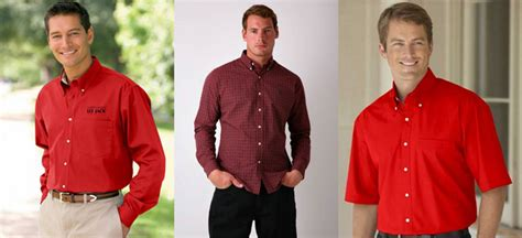 Watchout Casual T Shirt Merah dress shirt color psychology s shirts dress