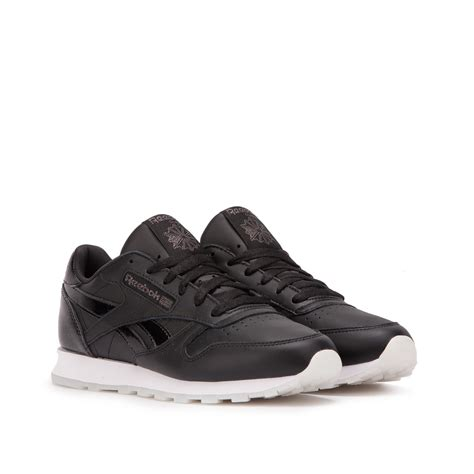 white l black shade reebok classic leather l w black white bd5806