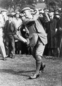 harry vardon golf swing harry vardon profiles the sand trap