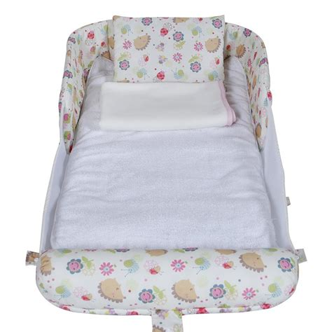 baby pillow bed labebe travel beds labebe newborn baby foldable portable