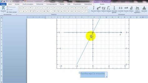 c mo graficar cuadros para ni os de preescolar ehow en como resolver y graficar ecuaciones en m word youtube