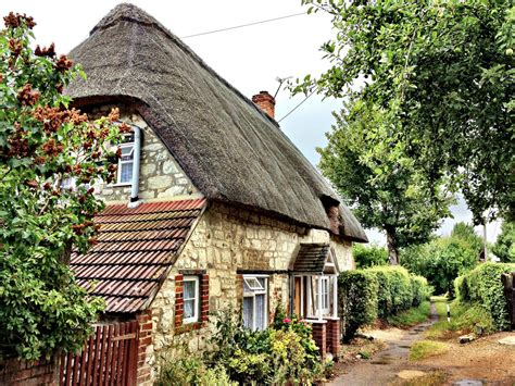 english country cottages english village cottage the royal road flickr