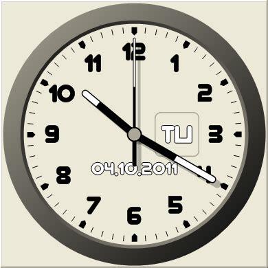 desktop clock 7 free and software reviews cnet
