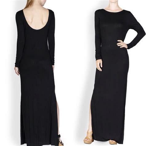 Black Slit Roses S M L Skirt 43355 1 black heritage slit maxi dress s m l