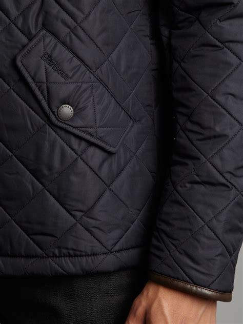 Jaket Chelsea Navy 4 barbour powell polar quilt chelsea jacket in blue for