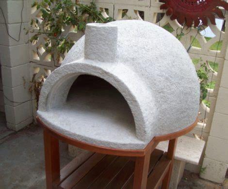 metall ofen selber bauen mit einem gymnastikball pizzaofen selber bauen so geht es