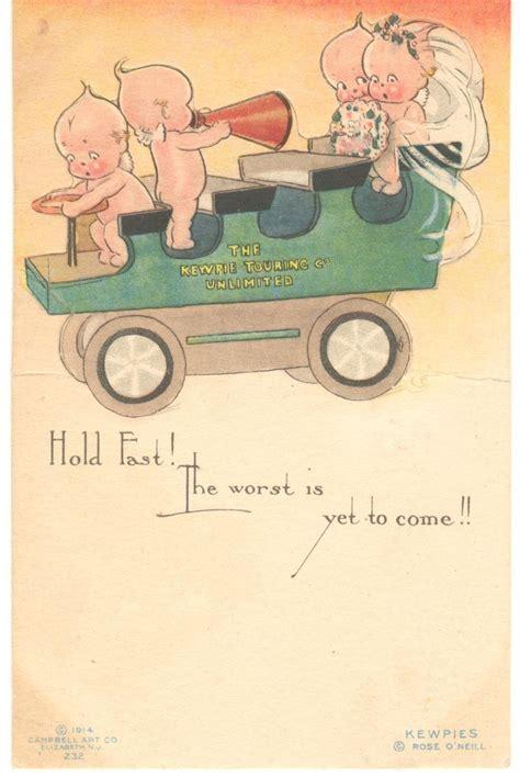 kewpie kards 13 best images about vintage kewpie postcards on