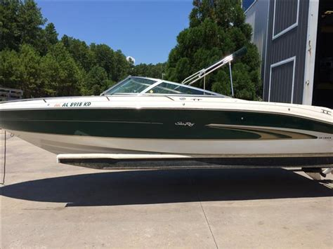 sea ray boats for sale in alabama sea ray br 230 boats for sale in alexander city alabama