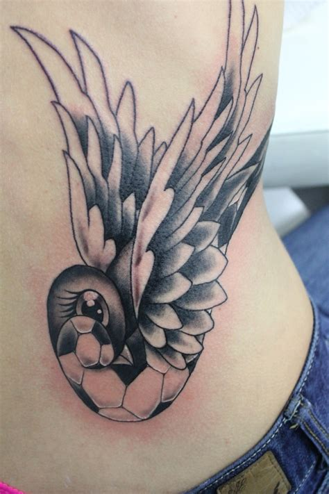 luck tattoo designs soccer sparrow by lucky s