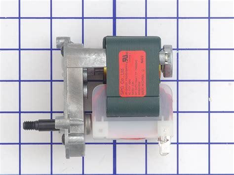 Dispenser Merk Qq Type 1138 wr60x10258 refrigerator dispenser auger motor