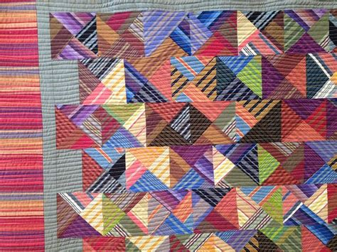 Patchwork Quilt Minneapolis - quilts at the 2014 mn state fair use of stripes and