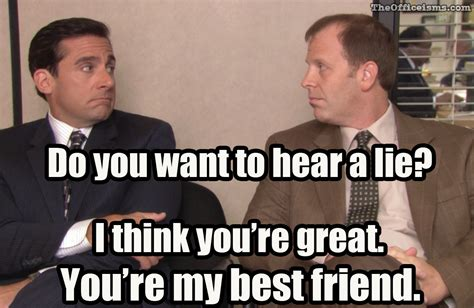 toby the office quotes michael quotesgram