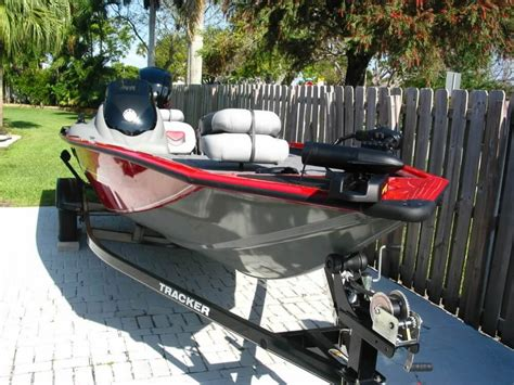 used bass tracker boats for sale in fl 2015 used bass tracker pro 175 txw bass boat for sale