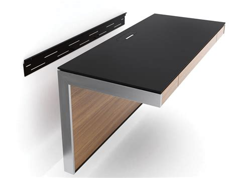 wall mounted desk for bdi sequel 6004 wall desk the century house wi