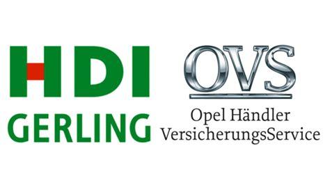 Auto Versicherung Hdi by Hdi Gerling Industrie Kooperiert Mit Opel H 228 Ndler