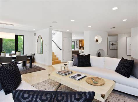 priyanka chopra house in beverly hills priyanka chopra rented this stunning black white villa