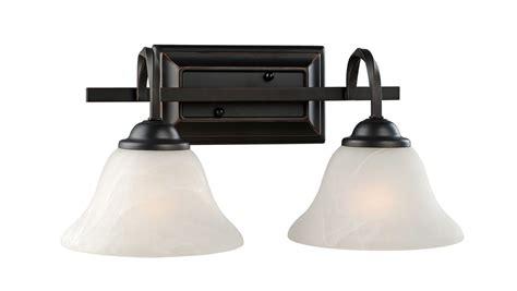 Rustic Vanity Light Fixtures Design House 514919 Rubbed Bronze Rustic 2 Light Lighting Bathroom Vanity Fixture
