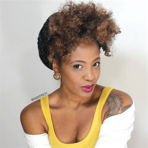 how to wesr thin wiry hair natural how to wear a hat over your natural hair askproy