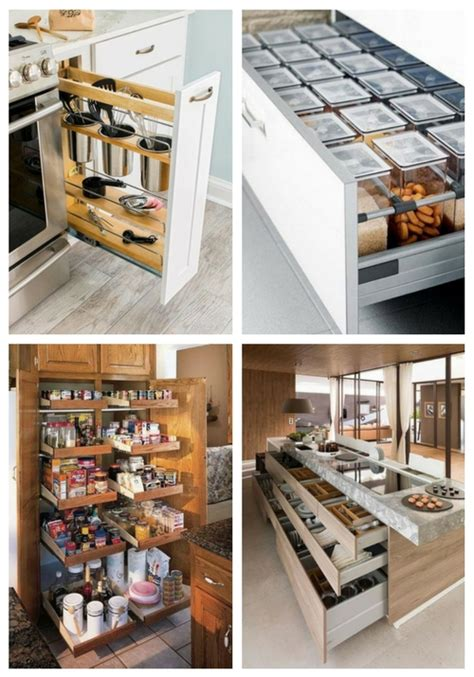 clever kitchen ideas 62 clever kitchen organization ideas comfydwelling com