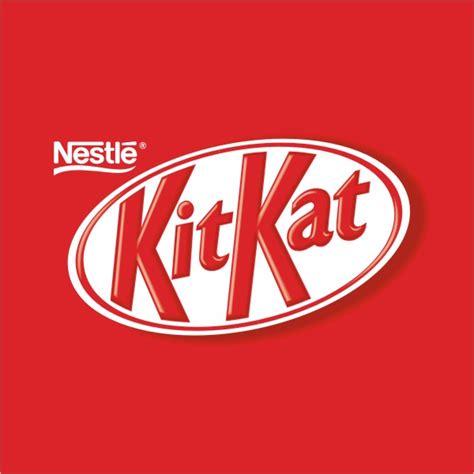 kit kat font and kit kat logo