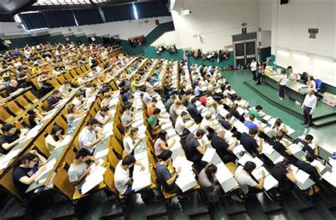 test d ingresso economia bicocca bari test universitari truccati 26 rinvii a giudizio