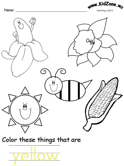 coloring pages for learning colors best 25 preschool coloring pages ideas on