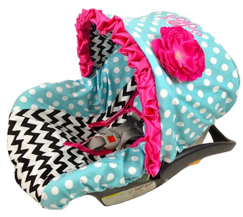 Car Seat Cover For Baby Infant Car Seat Cover Baby Car Seat Cover By Ritzybabyoriginal