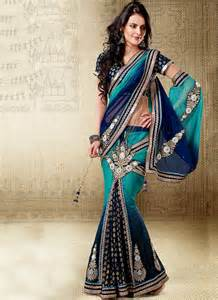 Latest saree collection 2013 by indian online fashion store indian