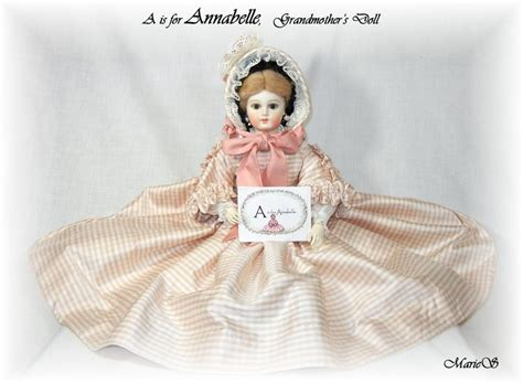 annabelle doll new orleans 307 best dolls images on antique dolls