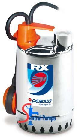 Watt Pompa Celup pompa celup 195 watt stainless rxm2 sentral pompa