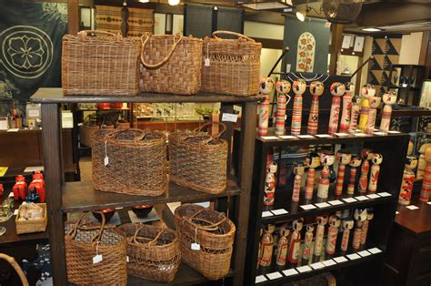 Handcraft Store - takumi craft store ginza 80 years of history