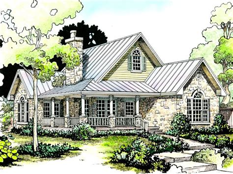 country house plans country ranch home plan design 008h