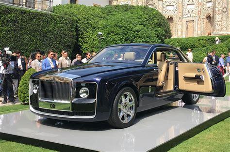 rolls royce sweptail el auto m 225 s caro mundo hecho a