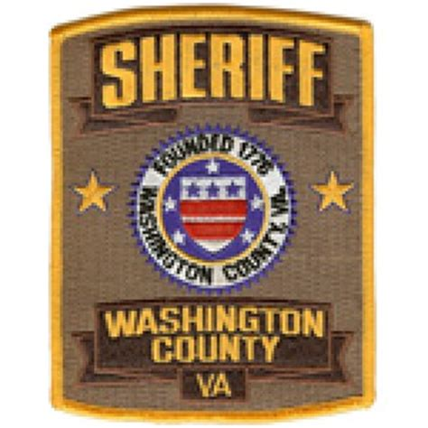 Washington County Sheriffs Office deputy sheriff orville mcnish washington county sheriff s office virginia