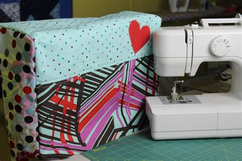 sewing machine dust cover crafty gemini