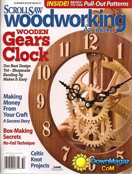 scrollsaw woodworking crafts  summer