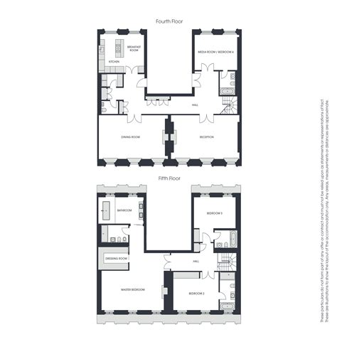 4 bedroom duplex floor plans the lancasters four bedroom duplex penthouses