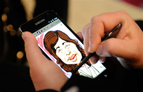 Note 5 Sketches by Samsung Galaxy Note Ii Could Feature 5 5 Inch 1680 215 1050