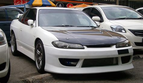File 1999 2002 Nissan S15 Modified In Petaling
