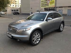 Infiniti Fx35 2003 Infiniti Fx35 Pictures Information And Specs